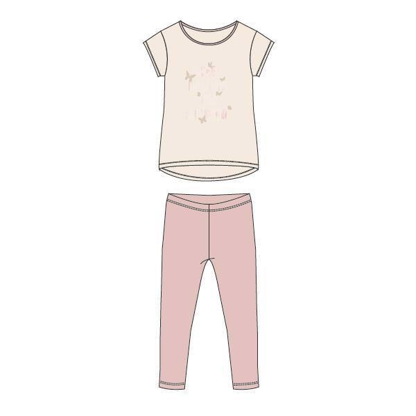 Woody Girlz Pyjama - potpourri